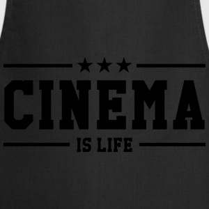 Cinema is life T-Shirts - Cooking Apron