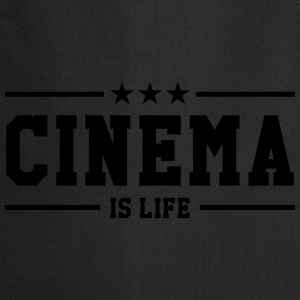 Cinema is life Shirts - Cooking Apron