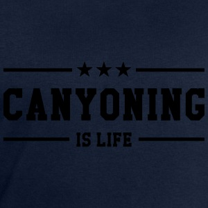 Canyoning is life Tee shirts - Sweat-shirt Homme Stanley & Stella