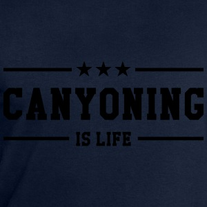 Canyoning is life T-shirts - Sweatshirt herr från Stanley & Stella