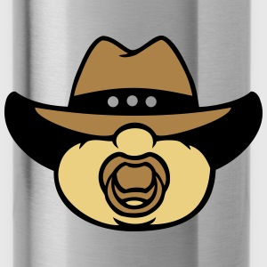 cowboy Accessories - Water Bottle