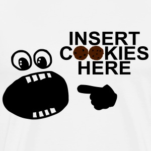 Cookies Hoodies - Men's Premium T-Shirt