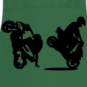 stunt moped T-Shirts - Cooking Apron