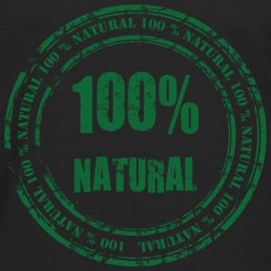 100% Natural Sweats - T-shirt manches longues Premium Homme