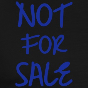 Not for Sale, www.eushirt.com Pullover & Hoodies - Premium T-skjorte for menn