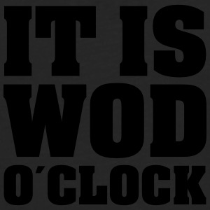 It Is WOD O´Clock T-Shirts - Männer Premium Langarmshirt