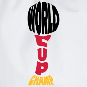 Worldcup Champion T-shirts - Sportstaske
