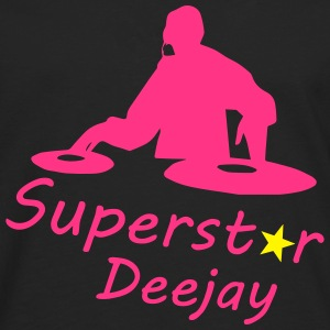 Superstar Dj Hoodies & Sweatshirts - Men's Premium Longsleeve Shirt