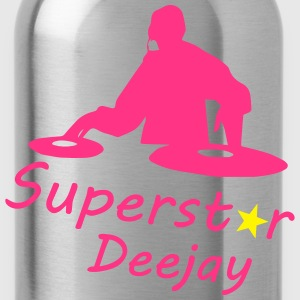 Superstar Dj T-shirts - Drinkfles