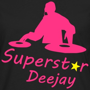 Superstar Dj Tee shirts - T-shirt manches longues Premium Homme