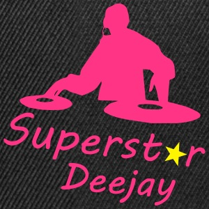 Superstar Dj T-shirts - Snapback Cap
