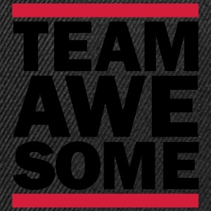 Team Awesome Tee shirts - Casquette snapback