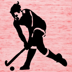 field hockey T-shirts - Vrouwen tank top van Bella