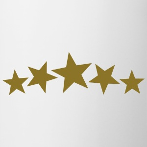 5 Gold Stars, Freestyle, Birthday, Christmas, Gift Gensere - Kopp
