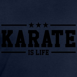Karate is life Tee shirts - Sweat-shirt Homme Stanley & Stella