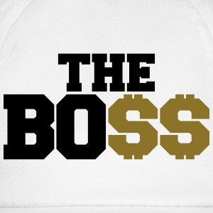 The Boss Rich Money Dollar Logo T-shirts - Baseballkasket