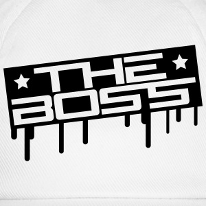 The Boss Stamp T-shirts - Baseballkasket