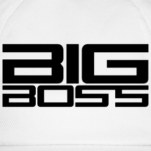 Big Boss T-shirts - Baseballkasket