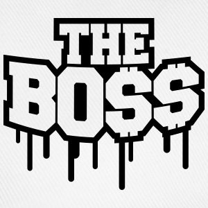 The Boss Rich Money Dollar Graffiti T-shirts - Baseballkasket