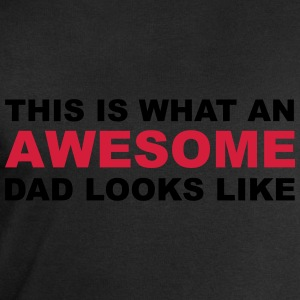 Awesome Dad T-Shirts - Men's Sweatshirt by Stanley & Stella