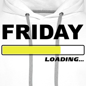 Friday loading… 2c T-Shirts - Männer Premium Hoodie