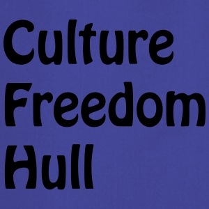 culturefreedomhull T-Shirts - Cooking Apron