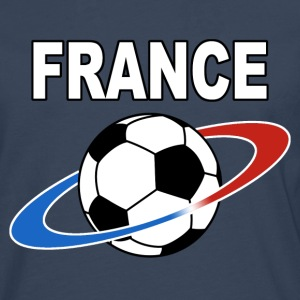 football sport France Tee shirts - T-shirt manches longues Premium Homme