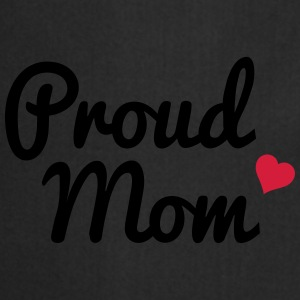 Proud Mom Bags & backpacks - Cooking Apron