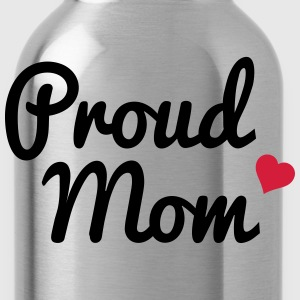Proud Mom trots moeder T-shirts - Drinkfles