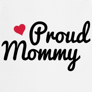 Proud Mommy T-Shirts - Cooking Apron