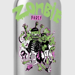 Zombie party - Gourde