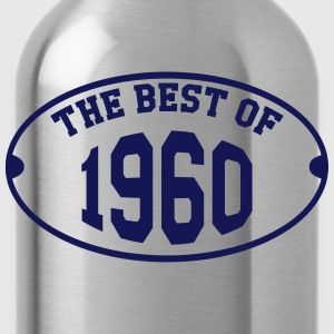 The Best of 1960 T-Shirts - Water Bottle