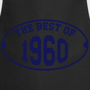 The Best of 1960 T-Shirts - Kochschürze