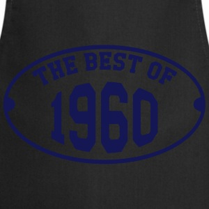 The Best of 1960 T-Shirts - Cooking Apron