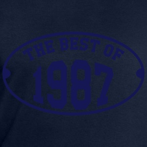The Best of 1987 T-Shirts - Men's Sweatshirt by Stanley & Stella