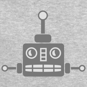 Cool Robot Face T-Shirts - Men's Sweatshirt by Stanley & Stella