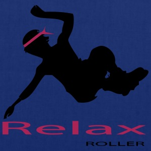 Relax Roller Sweat-shirts - Tote Bag