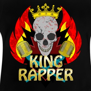 King Rapper Shirts - Baby T-Shirt