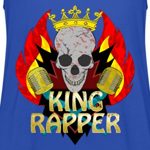 KING RAPPER T-Shirts - Frauen Tank Top von Bella