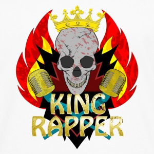King Rapper Bottles & Mugs - Men's Premium Longsleeve Shirt