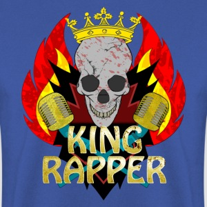 King Rapper Shirts - Men's Sweatshirt
