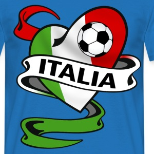 italia sport football Hoodies & Sweatshirts - Men's T-Shirt