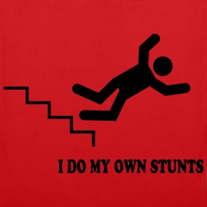 I do my own stunts - Mulepose