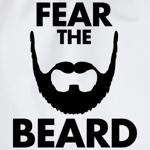 Fear The Beard T-Shirts - Drawstring Bag