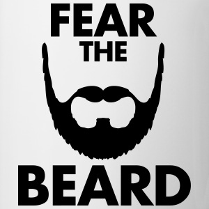 Fear The Beard T-Shirts - Mug