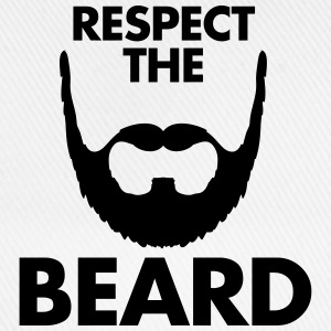 Respect The Beard T-Shirts - Baseball Cap