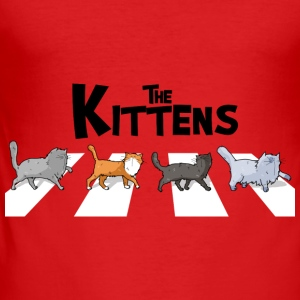 The Kittens - Tee shirt près du corps Homme
