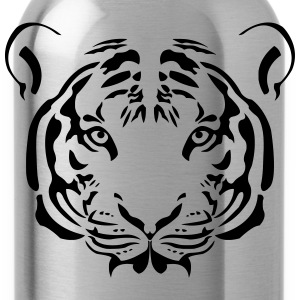Tiger Tribal Shirts - Water Bottle