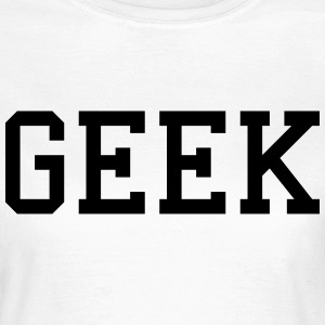 Geek T-Shirts - Frauen T-Shirt