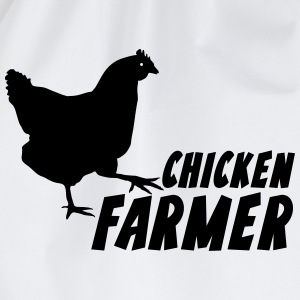 Landwirt Chicken Farmer Bauer T-Shirts - Turnbeutel